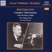 Beethoven: Violin Sonatas (Complete) (Kreisler) (1935-1936) - CD