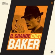 Chet Baker: Il Grande - LP Collector's Edition Strictly Limited To 500 Copies! - Plak