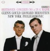 Glenn Gould, Leonard Bernstein, New York Philharmonic Orchestra: Beethoven: Piano Concerto No. 4 - CD