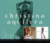 Christina Aguilera: Two Original Albums: Christina Aguilera / Stripped - CD