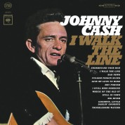 Johnny Cash: I Walk The Line - Plak