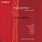 Brass Partout, Hermann Bäumer: Black Castles - British Music for Brass - CD