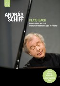 András Schiff: J.S. BACH: French Suite Nos. 1-6 / Overture (Partita) in the French Style - DVD