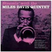 Miles Davis: Steamin' + 1  Bonus Track (Rare Cover). - Plak