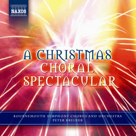 Peter Breiner: A Christmas Choral Spectacular - CD