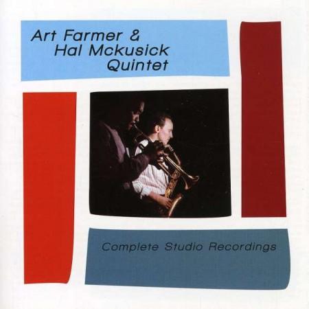 Art Farmer, Hal McKusick: Complete Studio Recordings - CD