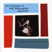 Art Farmer, Hal McKusick: Complete Studio Recordings - CD