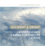 Kinan Azmeh, Mendelssohn Kammerorchester Leipzig, Aurélien Bello: Occident & Orient - Plak