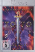 Toto: Greatest Hits Live 1990... And More - DVD