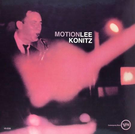 Lee Konitz: Motion - Plak