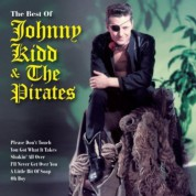Johnny Kidd, The Pirates: Very Best Of - CD
