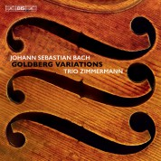 Trio Zimmermann: Bach: Goldberg Variations - SACD