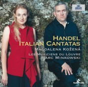 Les Musiciens du Louvre, Magdalena Kožená, Marc Minkowski: Handel: Italian Cantatas - CD