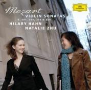 Hilary Hahn, Natalie Zhu: Mozart: Violin Sonatas - CD