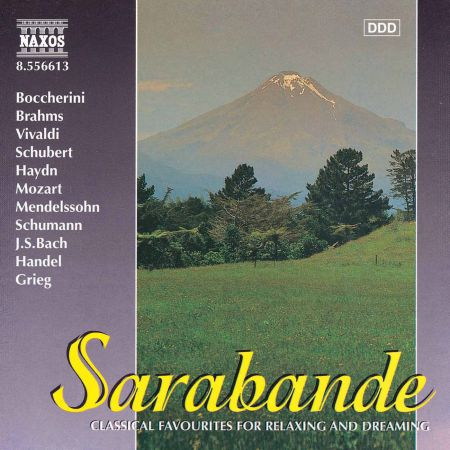 Sarabande - Classical Favourites for Relaxing and Dreaming - CD