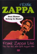 Frank Zappa: Does Humour Belong In Music? - DVD
