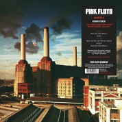 Pink Floyd: Animals - Plak