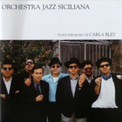 Orchestra Jazz Siciliana: Plays The Music Of Carla Bley - CD