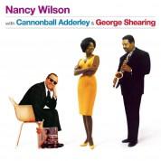 Nancy Wilson: With Cannonball Adderley & George Shearing + 3 Bonus Tracks - CD