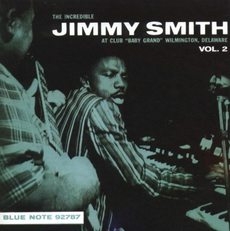 Jimmy Smith: Live at the Baby Grand Vol. 2 - CD