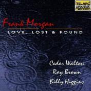 Frank Morgan: Love, Lost & Found - CD