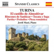 Jordi Masó: Turina: Piano Music, Vol. 10 - CD