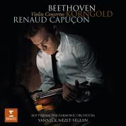 Renaud Capuçon, Rotterdam Philharmonic Orchestra, Yannick Nézet-Séguin: Beethoven/ Korngold: Violin Concertos - CD