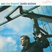 Jackie McLean: One Step Beyond - RVG Edition - CD