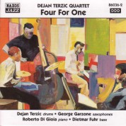 Dejan Terzic Quartet: Four for One - CD