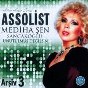 Mediha Şen Sancakoğlu: Arşiv 3 - CD
