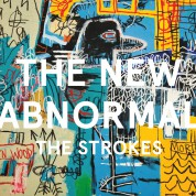 The Strokes: The New Abnormal (Red Opaque Vinyl) - Plak