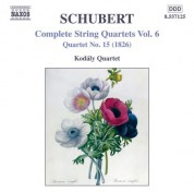Schubert: String Quartets (Complete), Vol. 6 - CD