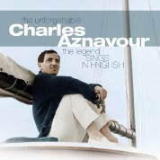 Charles Aznavour: The Legend Sings in English - Plak