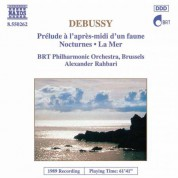 Debussy: Prelude A L'Apres-Midi D'Un Faune / Nocturnes - CD