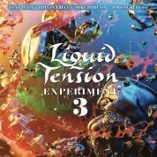 Liquid Tension Experiment 3 (Transparent Red Vinyl) - Plak