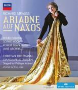 Christian Thielemann, Jane Archibald, Renée Fleming, Robert Dean Smith, Sophie Koch, Staatskapelle Dresden: Strauss, R: Ariadne Auf Naxos - BluRay