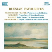 Russian Favourites - CD