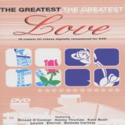 Çeşitli Sanatçılar: The Greatest Love - DVD