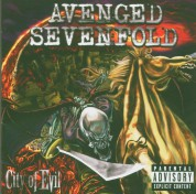 Avenged Sevenfold: City of Evil - CD