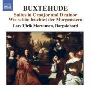 Lars Ulrik Mortensen: Buxtehude: Harpsichord Music, Vol.  1 - CD