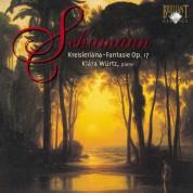Klára Würtz: Schumann: Kreisleriana - Fantasy Op. 17 - CD