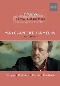 Marc-André Hamelin: The World of the Piano: Marc-André Hamelin - DVD