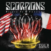 Scorpions: Return To Forever (Tour Edition) - CD