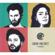 Cazzip Project: Stories - CD