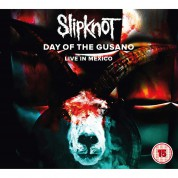 Slipknot: Day Of The Gusano - Live In Mexico 2015 (Clear Vinyl) - Plak