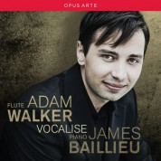Adam Walker - Vocalise - CD