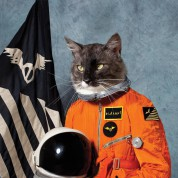 Klaxons: Surfing The Void (Orange Vinyl) - Plak