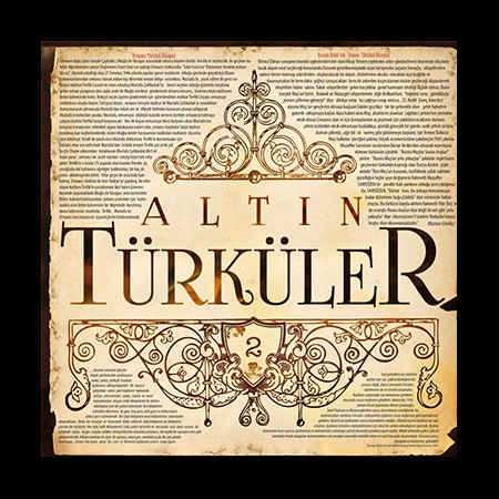 Çeşitli Sanatçılar: Altın Türküler 2 - Plak