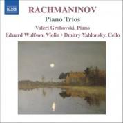 Valeri Grohovski: Rachmaninov: Piano Trios - CD