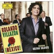 Rolando Villazón, Bolívar Soloists: Rolando Villazón - Mexico - CD